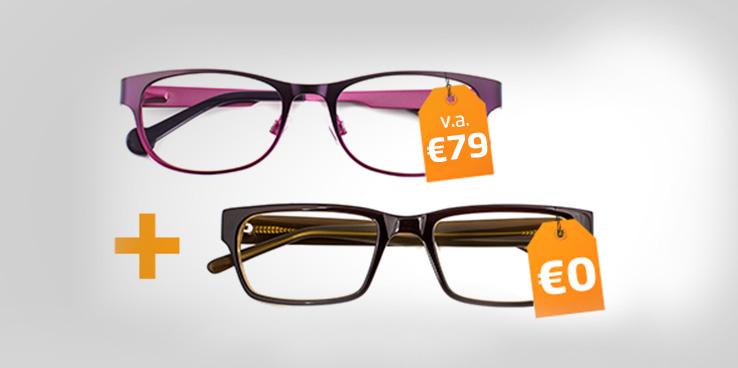 2e bril gratis