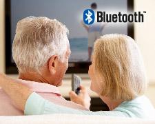 Televisie kijken met een bluetooth gehoorapparaat