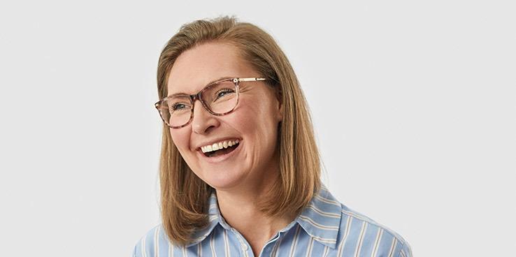 Ongebruikte brillenvergoeding? Die verdubbelen we