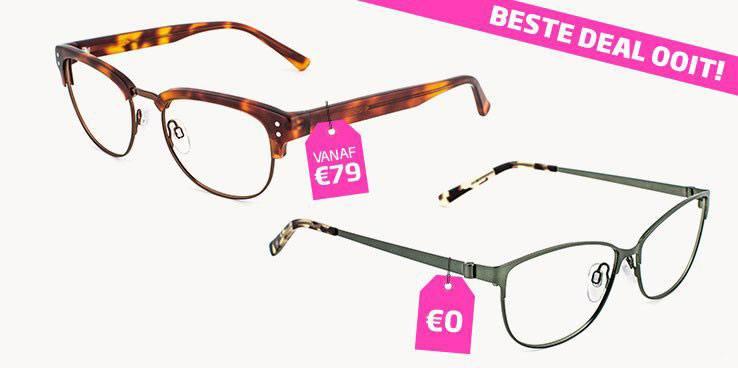 2e bril totaal gratis